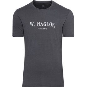 Haglöfs M's Camp Tee Slate/Haze